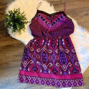 Express boho dress